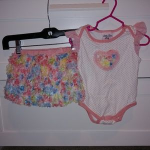 24 months girls outfit